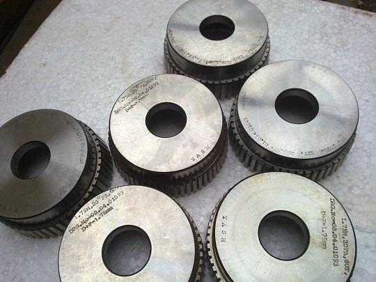 Gear Shaper Cutters, Disc Type Gear Shaper Cutter