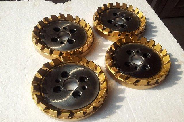 Gear Cutting Tools, Spiral Bevel Gear Cutters Manufacturer